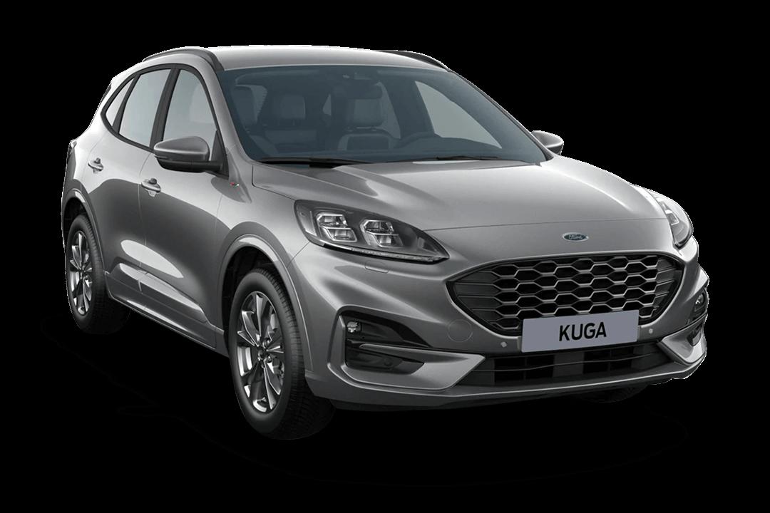 ford-kuga-st-line-x-hybrid-solar-silver