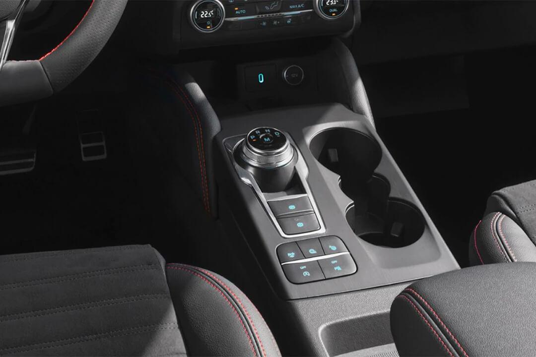 ford-kuga-st-line-x-hybrid-växellåda