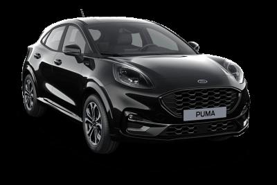 Nya Ford Puma