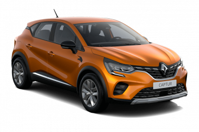 Nya Renault Captur