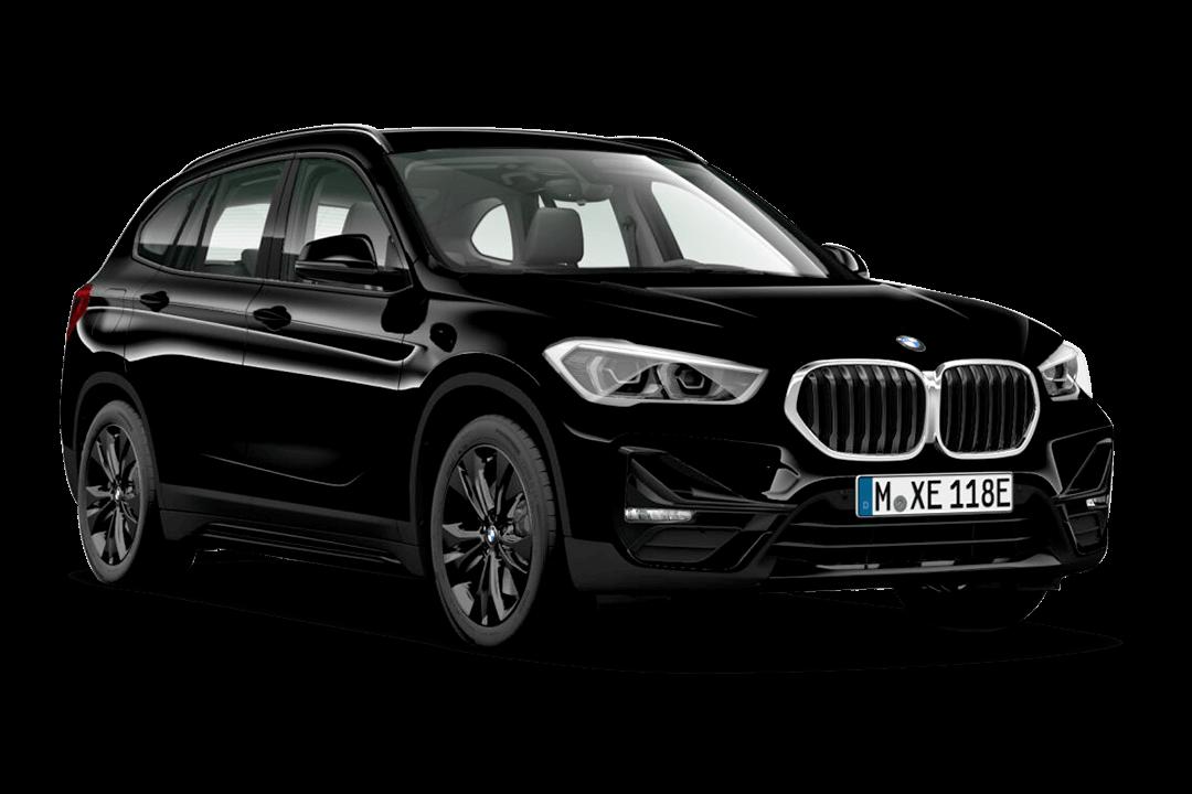 bmw-x1-xDrive25e-svart-solid