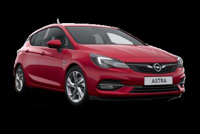 Nya Opel Astra