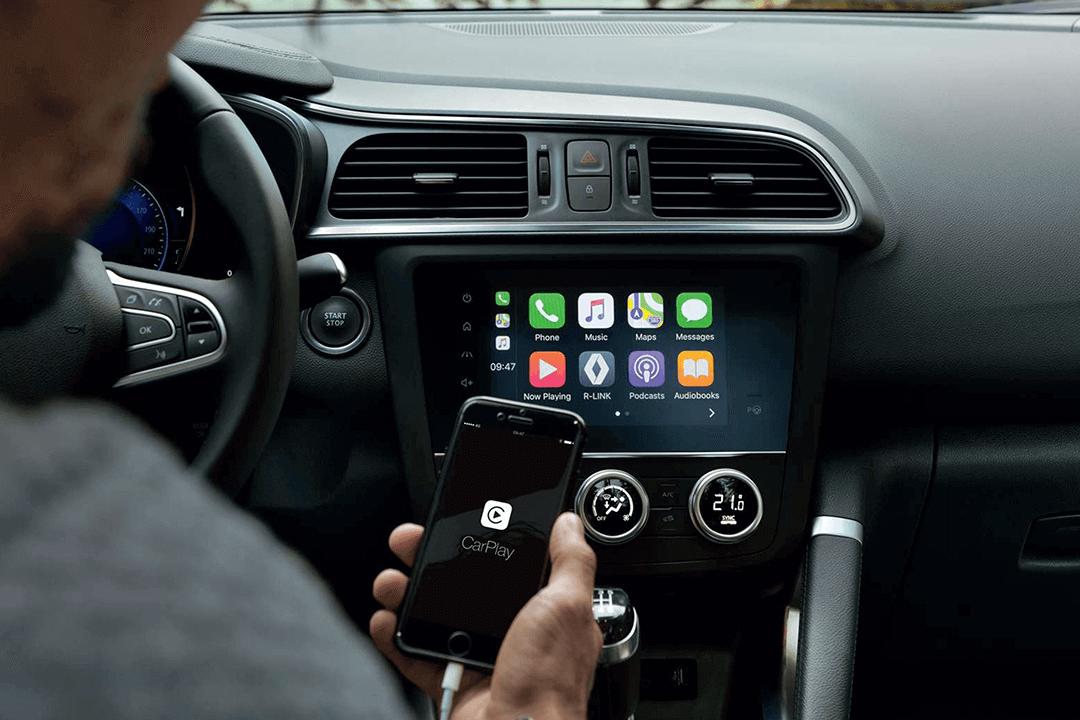 renault-kadjar-infotainment-apple-carplay
