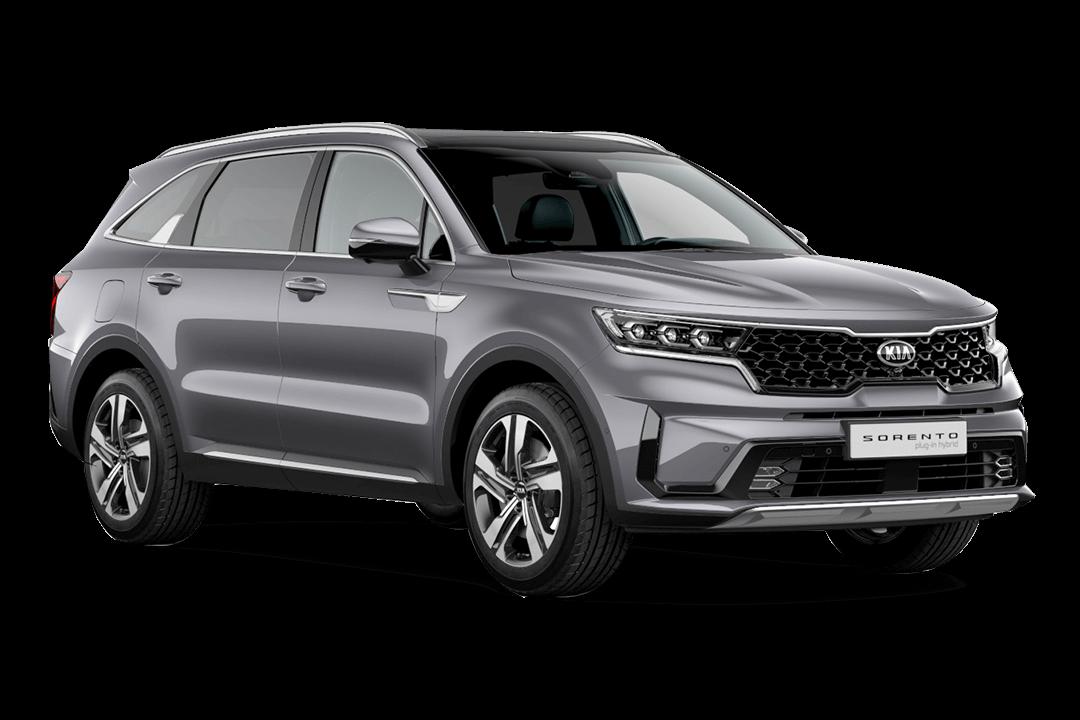 Kia-Sorento-Hybrid-Steel-grey