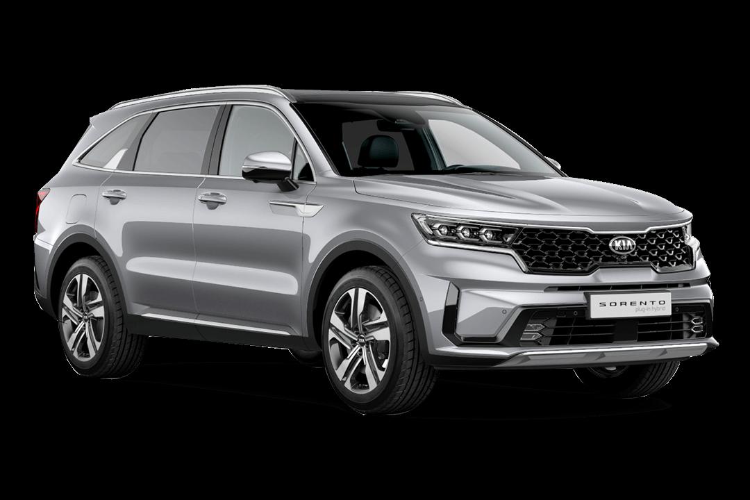 Kia-Sorento-Hybrid-silky-silver