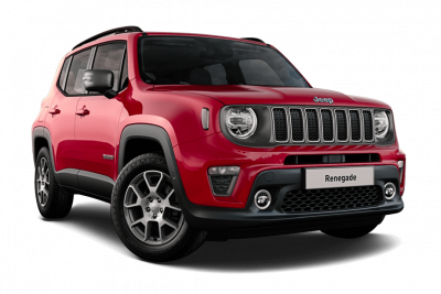 Nya Jeep Renegade 4xe Plug-In Hybrid