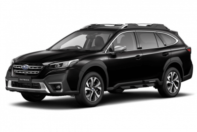 Nya Subaru Outback