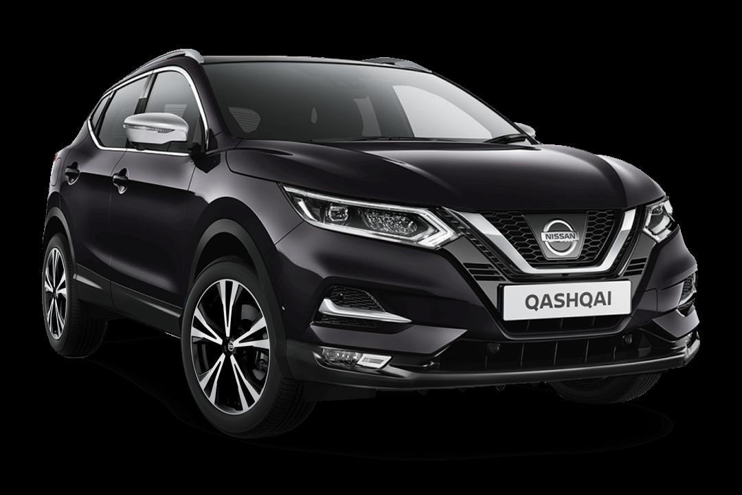 Nissan-qashqai-night-shade