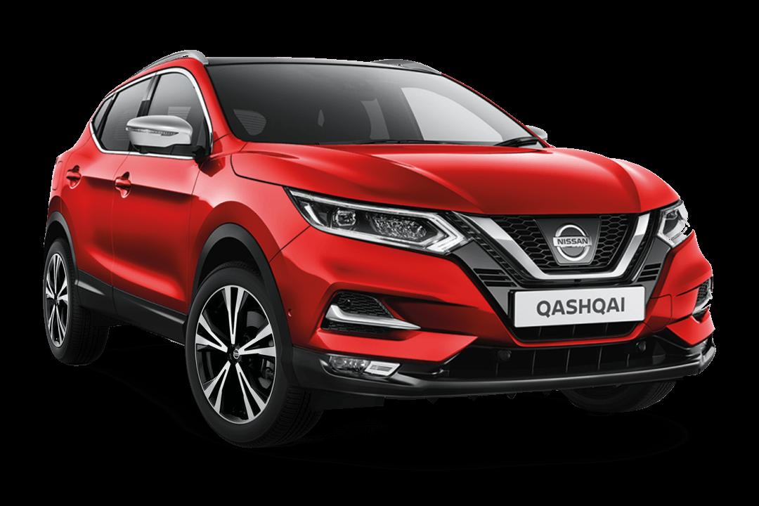 Nissan-qashqai-solid-red