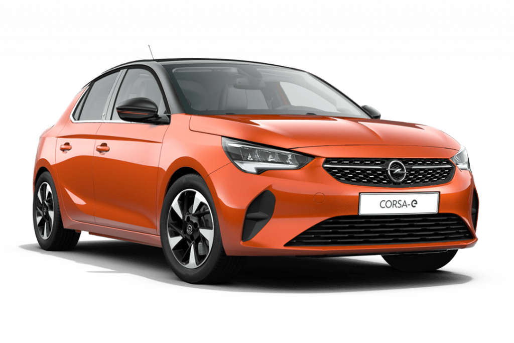 opel-corsa-e-elegance-orange-fizz