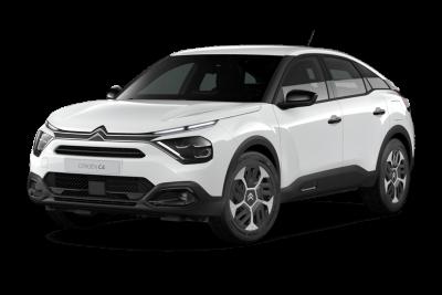 Nya Citroën C4 SUV Coupé