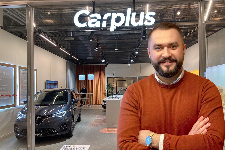 Intervju med Qendrim Krasniqi – Carplus Store & Support Manager