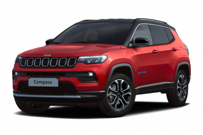 Nya Jeep Compass 4xe Plug-In Hybrid