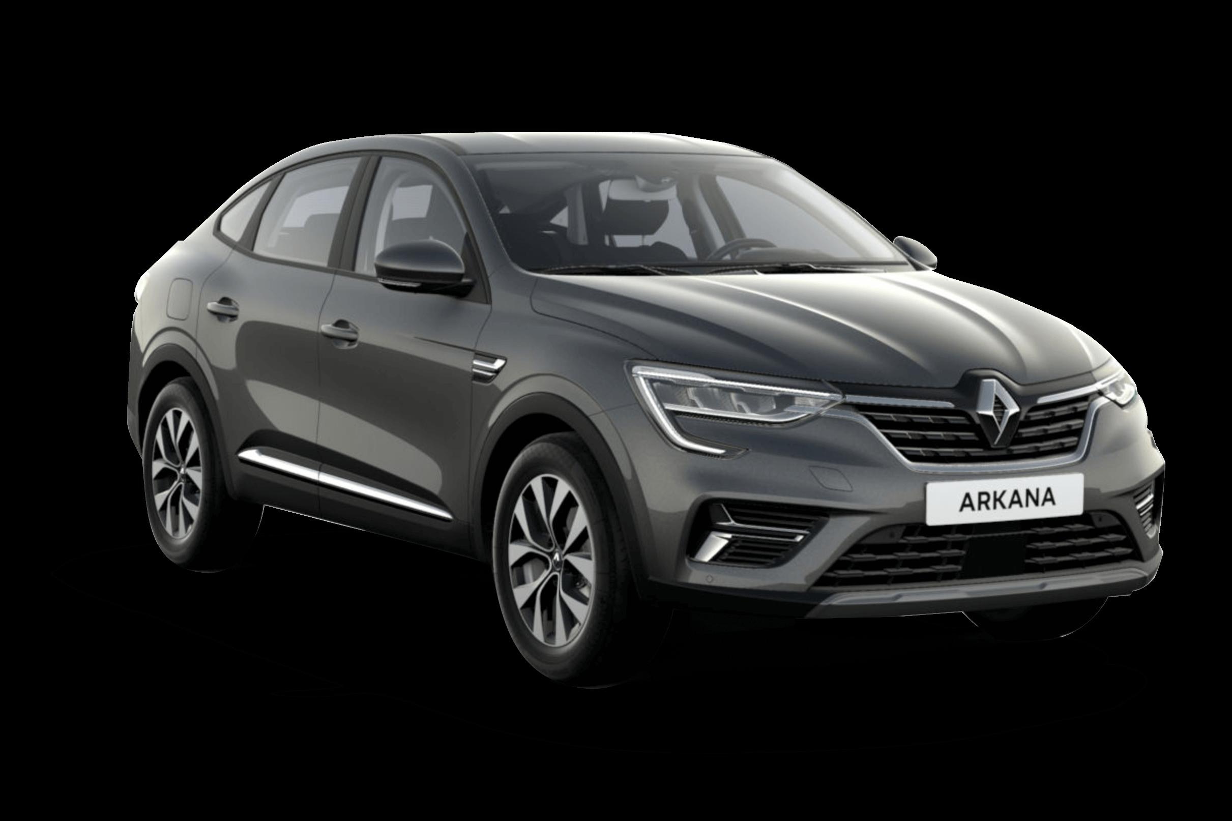 Renault-Arkana-Zen-Grå-Metal