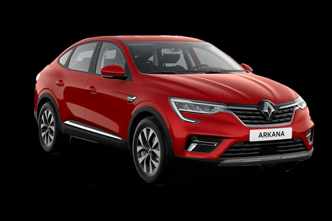 Renault-Arkana-Zen-Röd-Flamme