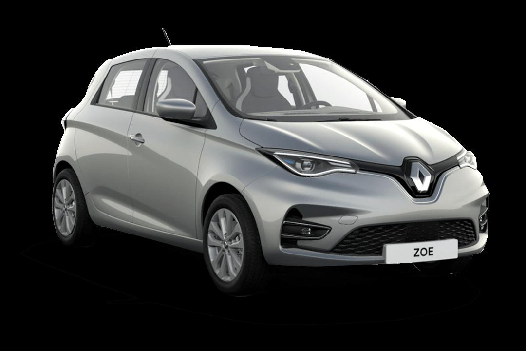 Renault-ZOE-ZEN-Grå-highland