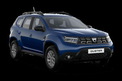 Nya Dacia Duster