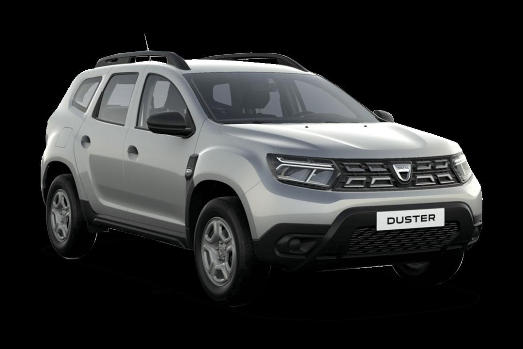 Dacia-essential-highland-grå
