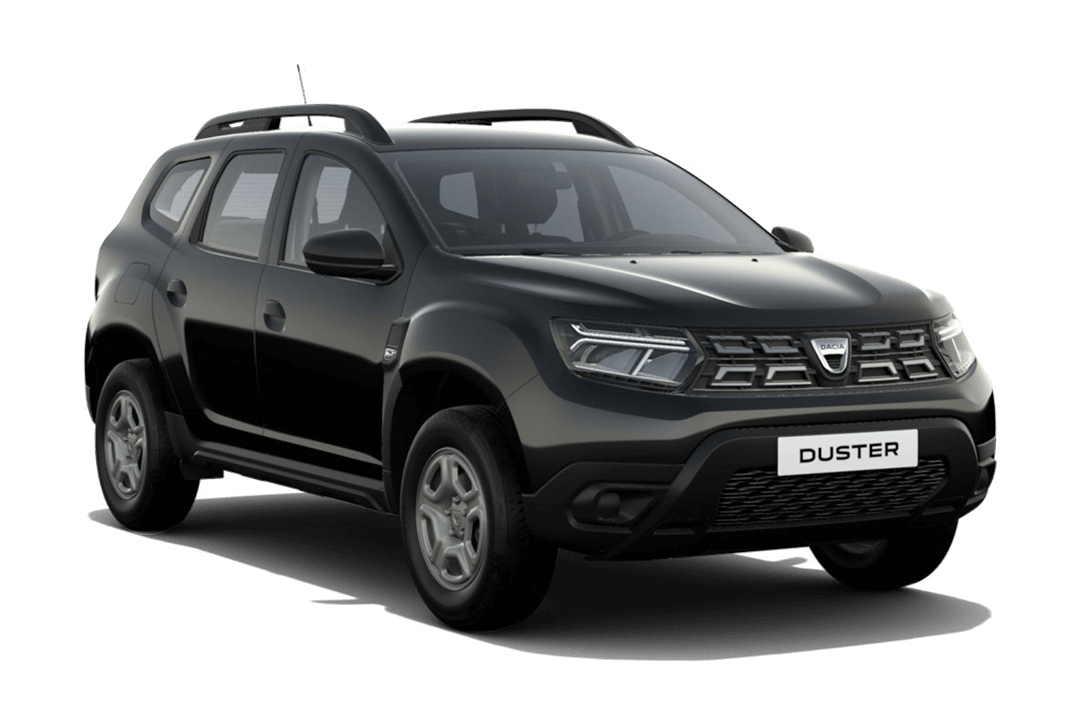 Dacia-essential-nattsvart