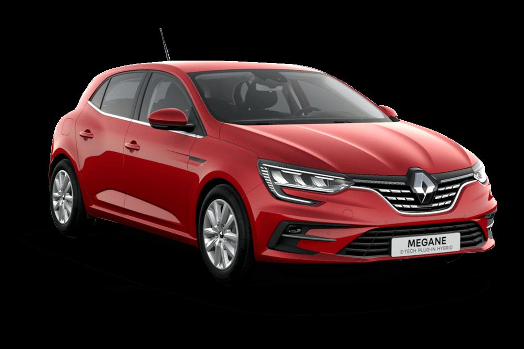 Renault-megane-Plug-In-Hybrid-E-Tech-ZEN-röd-flamme
